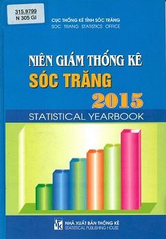 Niên giám thống kê tỉnh Sóc Trăng năm 2015